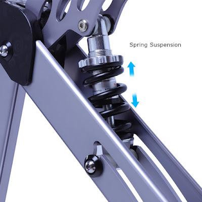 iFreeGo ES18 Spring Suspension