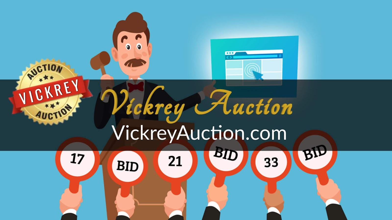 VickreyAuction.com