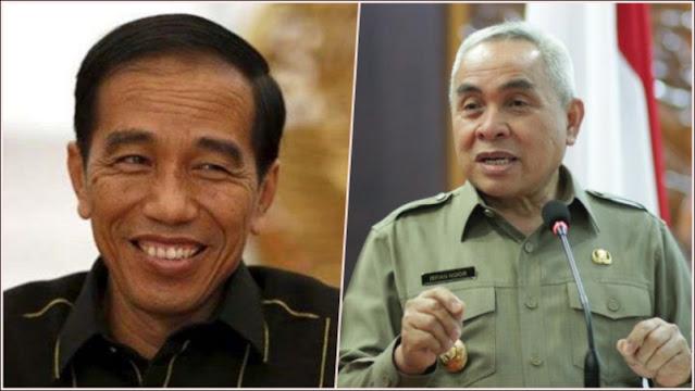 Ibu Kota Negara Pindah ke Kaltim, Gubernur: Pak Jokowi Pasti Masuk Surga, Tak Usah Lagi Ibadah