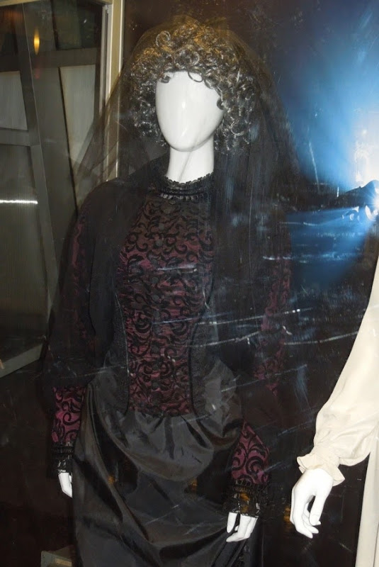Insidious 2 black ghost costume