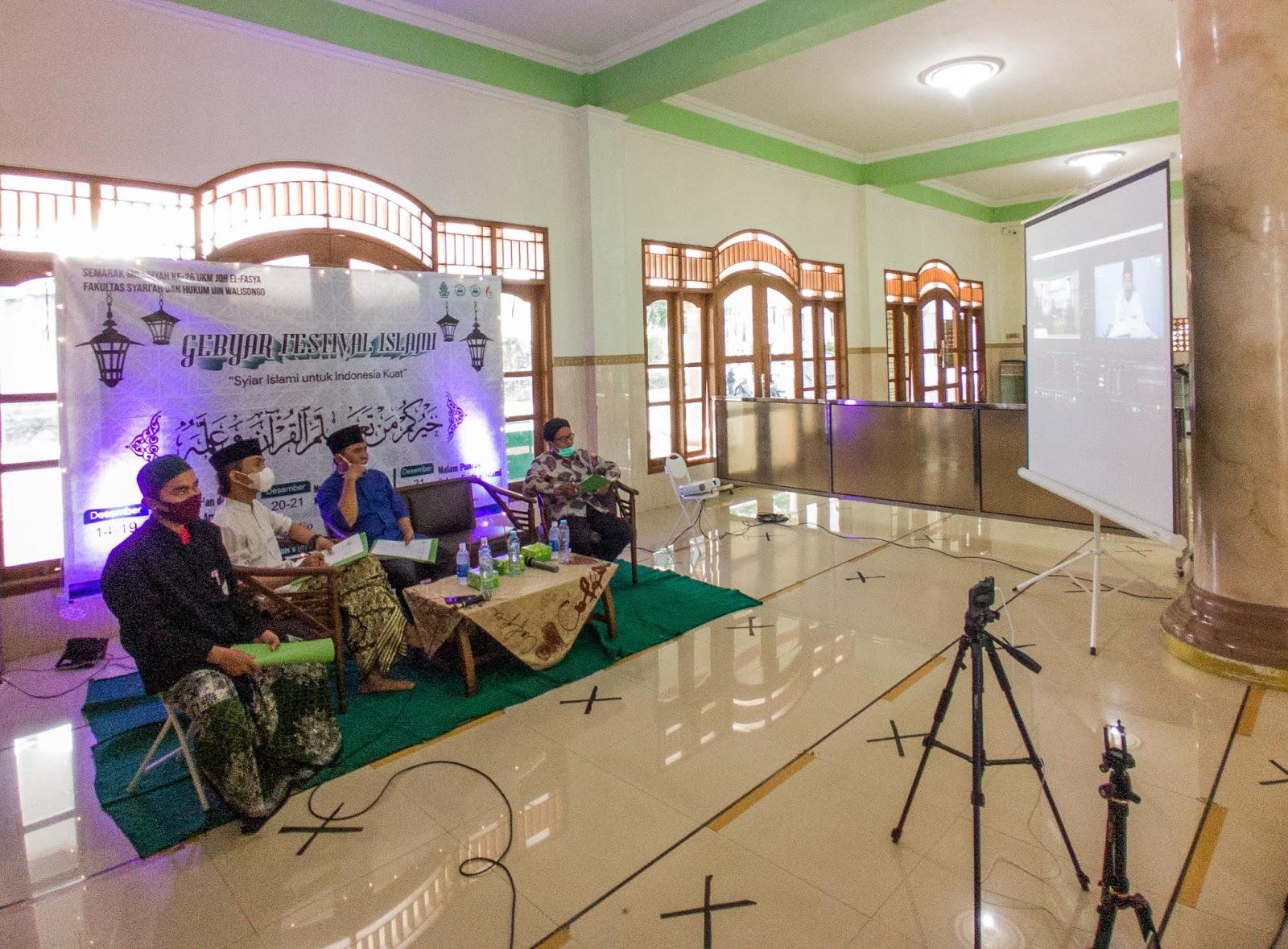 Musabaqah Tilawatil Qur'an Virtual Tingkat Nasional
