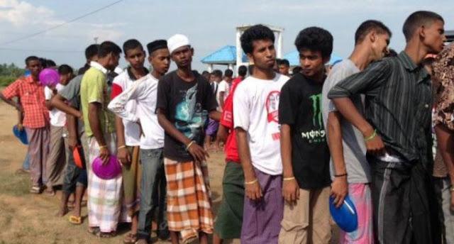 Komisi I DPR Minta Pemerintah Tekan Myanmar Soal Pembantaian Muslim Rohingya