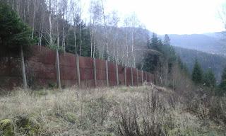 Grenzzaun bei Probstzella