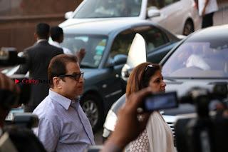 Actress Aishwarya Rai Father Prayer Meet Set 1  0037.JPG