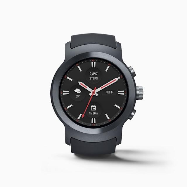 LG ra mắt 2 smartwatch đầu tiên chạy Android Wear 2.0