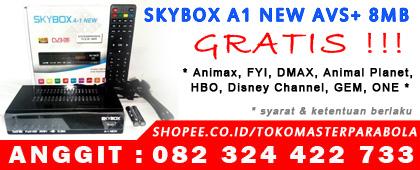 Spesifikasi dan harga LGSat Sky HD Terbaru