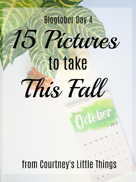 15 Pictures To Take This Fall