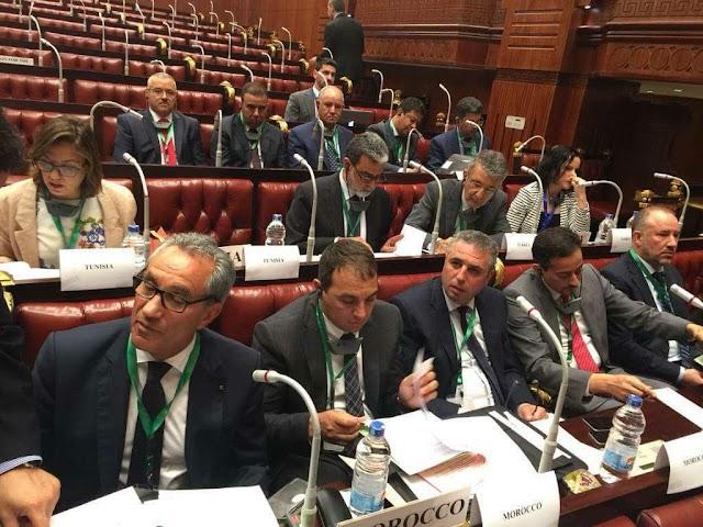 الكياف: يشارك في اشغال الجمعية البرلمانية للاتحاد من أجل المستوسط بالقاهرة