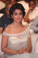 Shriya Saran in Stunning White Off Shoulder Gown at Nakshatram music launch ~  Exclusive (89).JPG