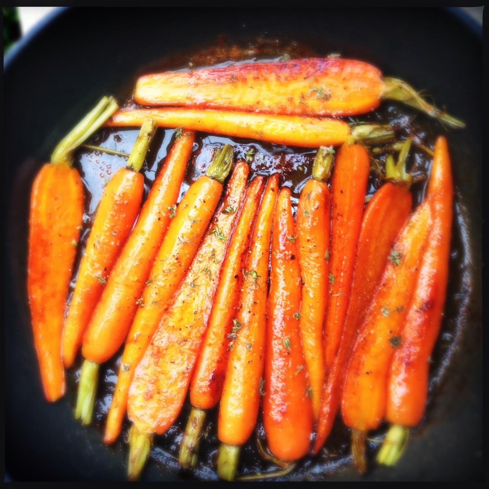 Ma cuisine moi carottes glac es nouvelle version parce - Que cuisiner avec des carottes ...