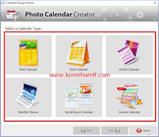 Cara Membuat Kalender dengan Foto Sendiri