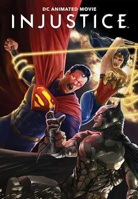 Injustice: Gods Among Us 2021 DVD Custom HD NTSC Latino