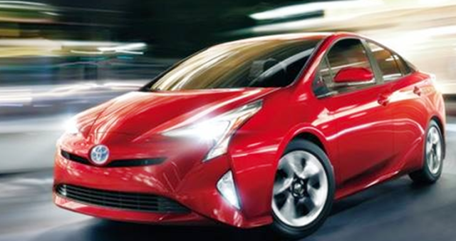 2018 Toyota Prius Spy Shots