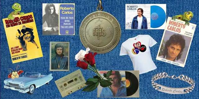 LPs de Roberto Carlos em vinil