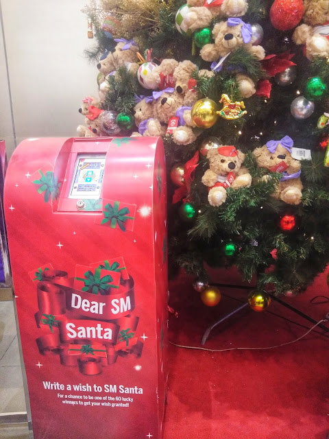 Dear SM Santa