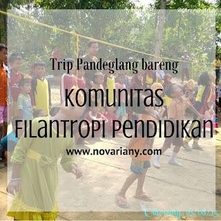 Komunitas Filantropi Pendidikan
