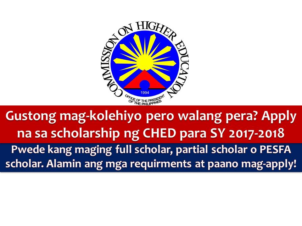You can now apply CHED scholarship for SY 2017-2018 Application Form In Ched on application insights, application error, application for rental, application meaning in science, application cartoon, application to join a club, application for employment, application to date my son, application database diagram, application template, application trial, application clip art, application service provider, application in spanish, application submitted, application to be my boyfriend, application approved, application to join motorcycle club, application for scholarship sample, application to rent california,