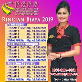 2019 rincian biaya pendidikan pspp