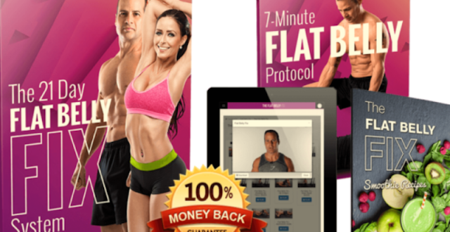 The 21 Day Flat Belly Fix System Review