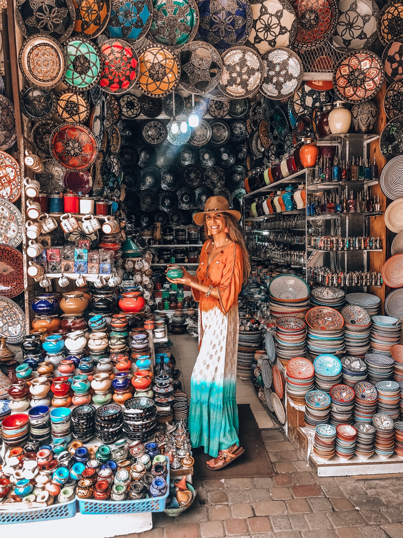 cerámica Marrakech