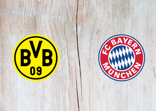 Borussia Dortmund vs Bayern München Full Match & Highlights 3 August 2019
