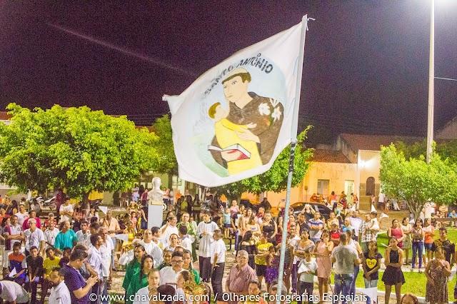Festejos de Santo Antônio começam nessa segunda-feira em Chaval