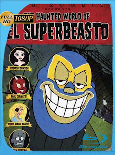 The Haunted World of El Superbeasto (2009) HD [1080p] Latino [GoogleDrive] SilvestreHD