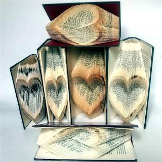 Libros plisados