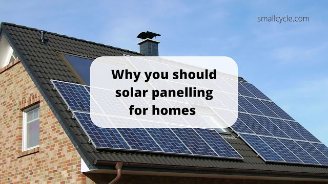 solar panelling for homes