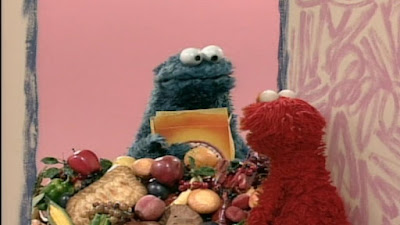 Sesame Street Elmo's World Food, Water and Exercise