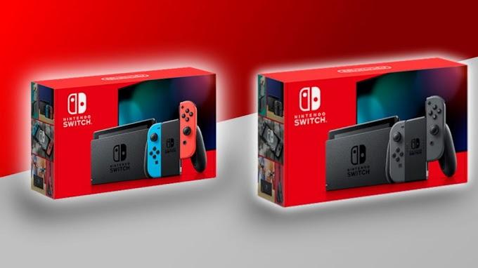 Sorteio de 2x Nintendo Switch