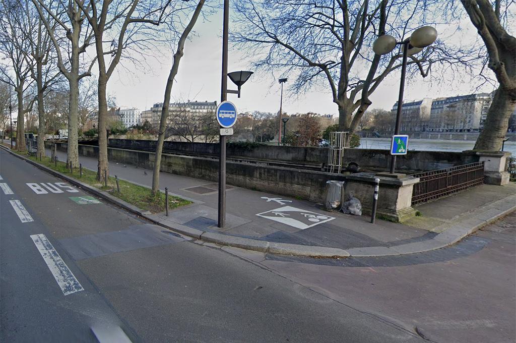 Paris : Refusant de se laisser faire, un passant reçoit un coup de couteau au visage et se fait voler sa montre à 40€