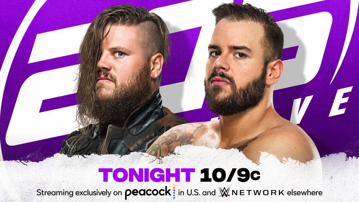 Cobertura: WWE 205 Live (03/09/2021) – O último homem!