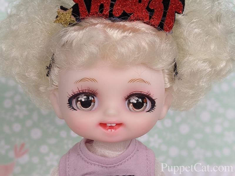 Dream Fairy Pocket Doll