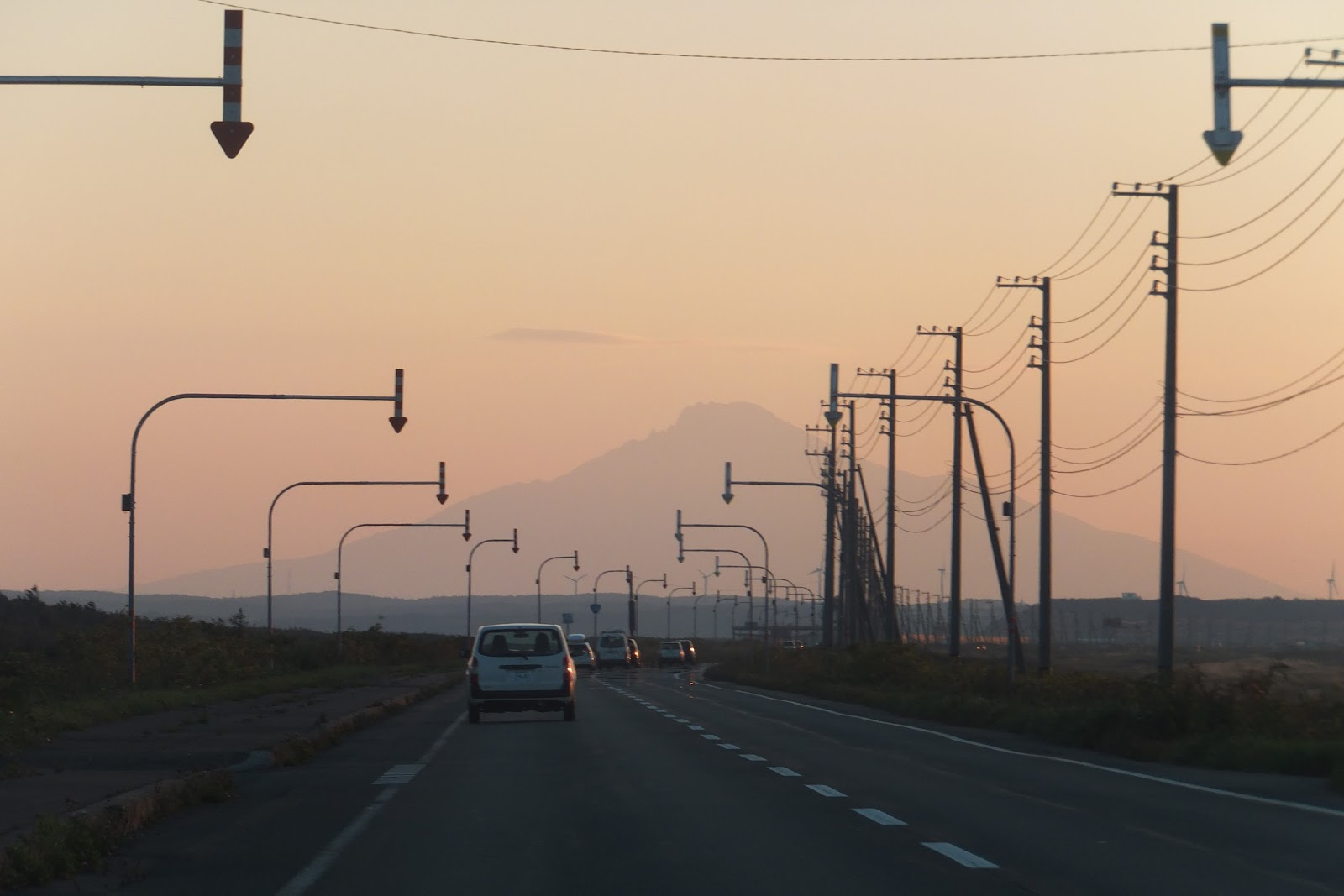 利尻富士 Mt.Rishiri