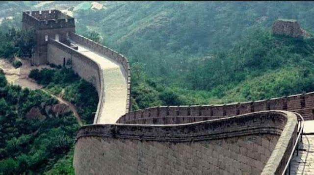 سور الصين العظيم,أطول سور في الصين