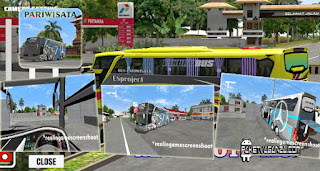 Es Bus Simulator ID Pariwisata Mod Apk Terbaru 2019