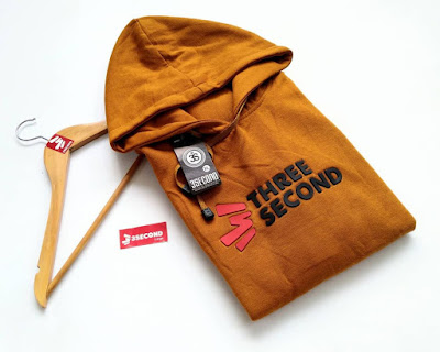 HOODIE DISTRO 3SECOND (H26)