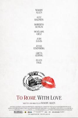 Film komedi drama petualangan cinta di Roma
