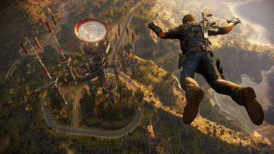 Just Cause 3 PC Game Free Download