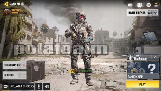 Download Call Of Duty Mobile dannya Memainkan tanpa  VPN
