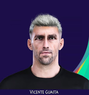 PES 2021 Faces Vicente Guaita by Rachmad ABs