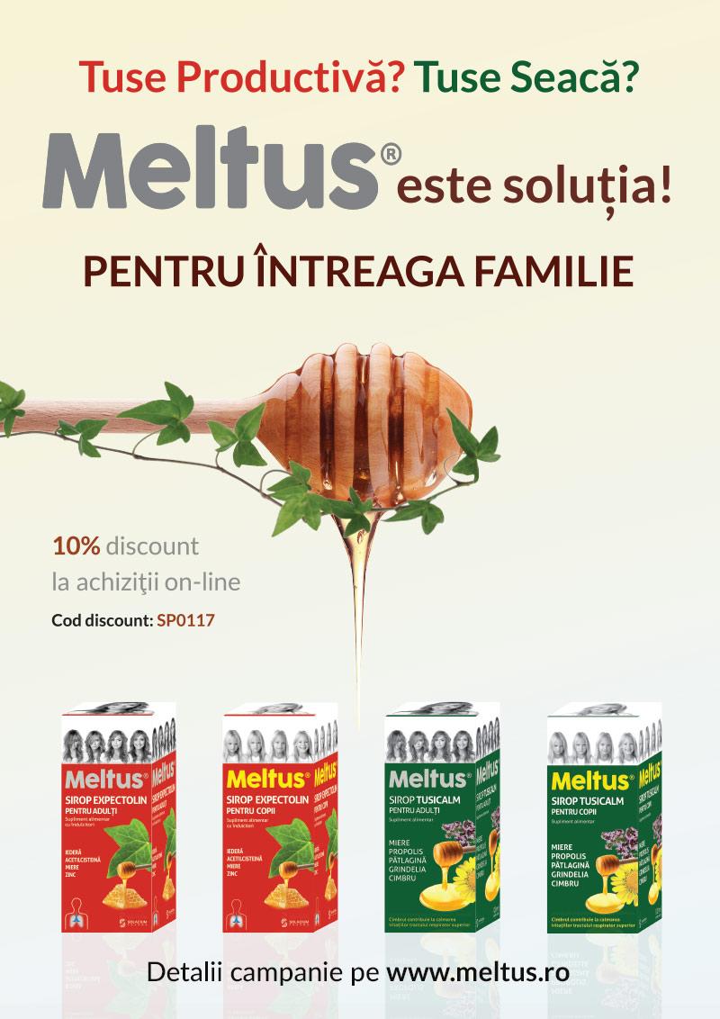 Sirop Meltus