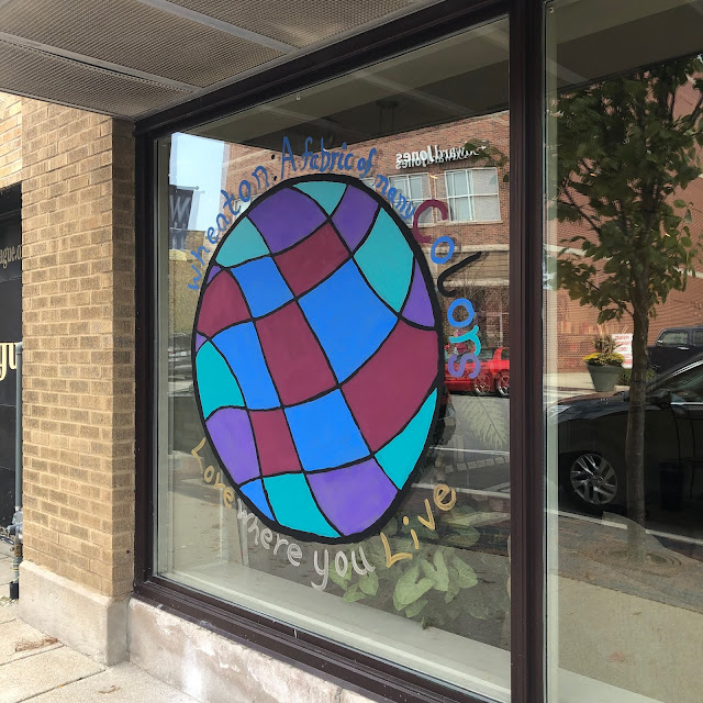 Art and Small Business are vital parts of the fabric of Wheaton.