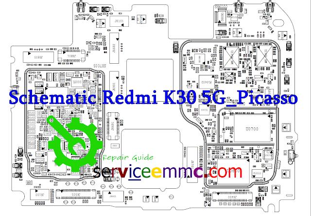 Full Schematic Redmi K30 5G_Picasso_Gratisssss