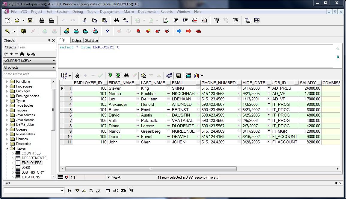 Oracle Developer Pl Sql Resume