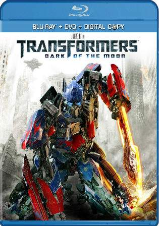 Transformers Dark Of The Moon 2011 BRRip Hindi Dubbed Dual Audio 720p Watch Online Full Movie Download bolly4u