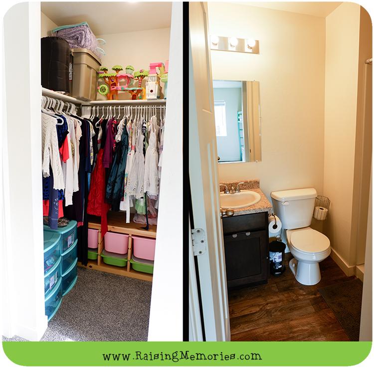 Shared Bedroom Closet Ideas