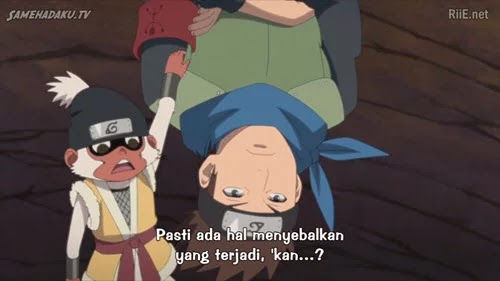 Boruto Episode 119 Subtitle Indonesia