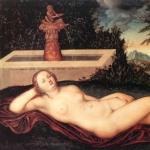 'La nimfa de la font (Lucas Cranach el Vell)'